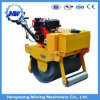 Double Drums Small Vibratory Road Roller with Seat