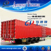 2015 Hot Sale Van Type Box Semi Trailer for Sale