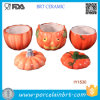 Amazing Halloween Ceramic Pumpkin Food Storage Container
