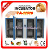 CE Approved Fully Automatic Poultry Incubator Va-22528