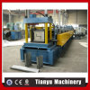 Hydraulic Cutting and Punching Z Steel Purlin Roll Forming Machine