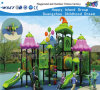 Flower Feature Park Equipment Kids Playground Set Hf-12702