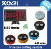 Digital Wireless Hospital Nurse Call Button for Service