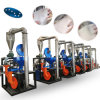 Used Waste Rubber Plastic PVC Pipe Pulverizer Machine with Cost
