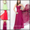 Sweetheart Prom Party Gowns Chiffon Lace Evening Dress A35828