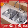 Kitchen Sink, Stainless Steel Sink, Sink, Handmade Sink, Stainless Steel Handmade Sink, Undermount Sink, Undermount Double Bowl kitchen Sink