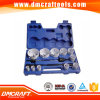15 Pieces Bi-Metal Hole Saw Set with Aluminum Box