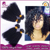 Curly Brazilian Hair Extension 100% Human Hair Weave