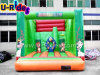 Commercial Animal Zoo Park Inflatable Jumper Bouncy Castle Inflatable Castle With Obstacles