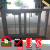 2 Panel PVC Sliding Windows with Roto Handle