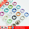 Trade Assurance Various Colors Snap Button for Babies Clothing