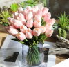 Artifitial Flower Tulip for Home Decoration and Gift