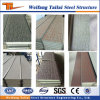 Prefab House Material Decorative Metal Panel of Steel Structure Building