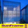 Aluminium Blinds for Villa Facade