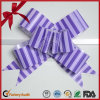 Gift Box Decoration Plastic Printing Ribbon Bow