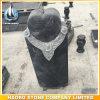 Granite Heart Design Headstone Quotes