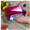 High Quality 36W Diamond UV Nail Dryer for Selling