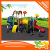 Outdoor Play Equipment Plastic Kids Playground Slide for Sale