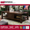 Hot Sale Simple Solid Wood Long Coffee Table (AS839)