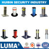 Safety Car Entrance Bollard Semi / Fully Automatic Pedestrian Bollard