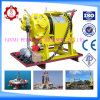 Offshore ABS/BV/Dnv Certified 5 Ton Air Operated Winches for Marine Ships
