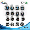 Tire Tyre/Wheel Stem Air Valve Caps with Anti-Theft Nuts