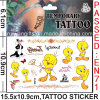 Water Transfer Temporary Body Tattoo for Children (cg060)