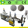 High Productivity Film Granulator for Recycling Waste Plastic with Degassing Extruder