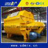 High Productivity Professional Horizontal Twin Shaft Concrete Cement Mixers