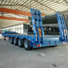 4 Axle 3.5m Width 70t Low Bed Semi Trailer