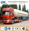 China LNG Liquid Oxygen Nitrogen Carbon Dioxide Argon Tank Car Semi Trailer