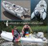Liya Rib Boat 330 Fiberglass Hull Inflatable Dinghy