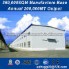 Cost-Effective Hot Dipped Galvanized Steel Workshop