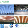 Corrugated Steel Sandwich Panels for Exterior Wall