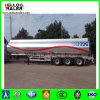 3 Axle 42000liters Aluminum Oil Petrol Fuel Tanker