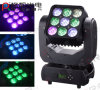 Factory Wholesale Disco Stage 9LEDs 10W RGBW 4in1 LED Spot Moving Head Light