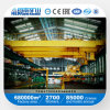 Rotation Type Electromagnetic Overhead Crane for Steel Plant