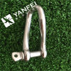 4-12mm Stainless Steel AISI304/316 Twist Shackle