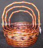 Christmas Wicker Gift Baskers