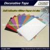Colored A4 Size Self Adhesive Decorative Glitter Sticker Paper Glitter Cardstock Paper
