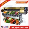Funsunjet Fs-1802g Factory Direct Pigment Ink Printer Continuous Ink Printer