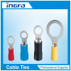 Round Shape Pre-Insulated Terminal Wire Connector with Various Colours