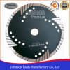 D105-230mm Granite Stone Cutting Blade Mg Saw Blade with Customized Flange