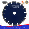 180mm Diamond Turbo Cutting Saw Blades for Cured Concrete