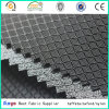 100% Polyester PU Coated 400d Jacquard Grid Fabric for Backpack