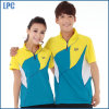 Sweat-Absorbent Custom Factory Sport Polo Shirt