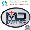 Racing Team Custom Design Embroidered Patches for Apparel