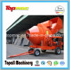 High Quality Diesel Portable Concrete Mixer by Jiangsu Topall Corporation Manufacture