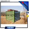 Sf-Zp048 Multipurpose Corrosion Resistance Steel Panel Fence System