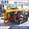 Hfdx-5 Full Hydraulic Spindle Type Wire-Line Diamond Core Drilling Rig